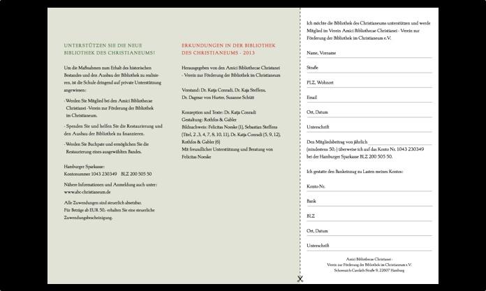 Kalender 2013 Zwischenblatt