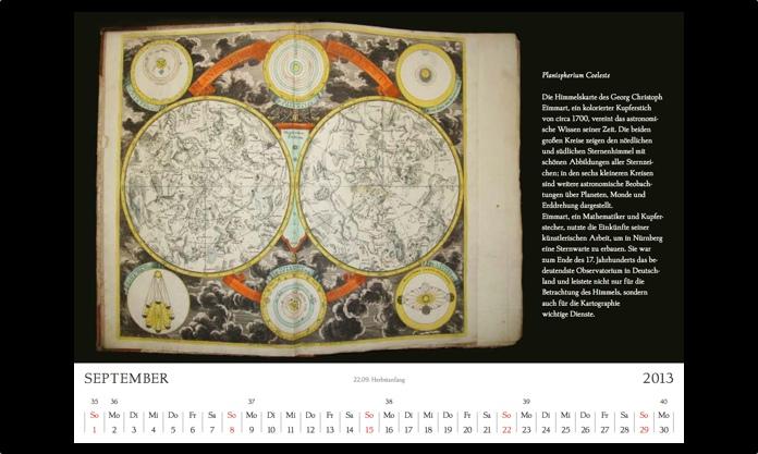 Kalender 2013 September