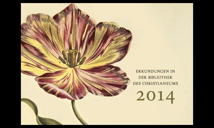 Kalender 2014 Deckblatt