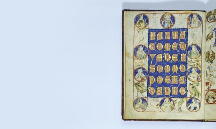Dante Alighieri, Divina Comedia (Codex Altonensis)
